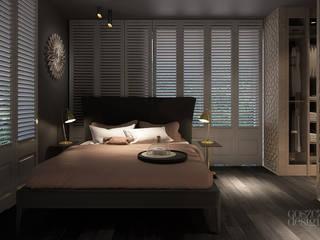 Château: styl , w kategorii Hotele zaprojektowany przez GOSZCZDESIGN