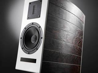Hochwertige Lautsprecher: modern  von ROSE-HANDWERK,Modern