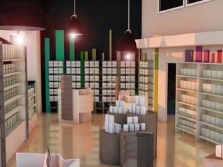 Pharmacie de laPoste :  de style  par Ab consultant
