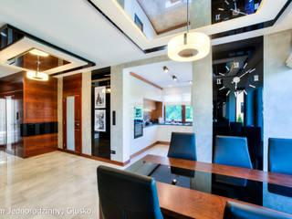 Dining room by Auraprojekt, Modern