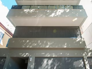 Tato Bittencourt Arquitetos Associados Дома в стиле модерн
