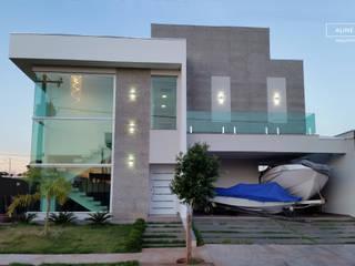 Aline Monteiro 의  주택,