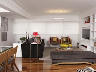 by Fernanda Moreira - DESIGN DE INTERIORES,