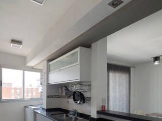Cocinas de estilo moderno de Arcadia Arquitectura Moderno