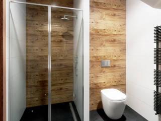 Balice Nowoczesna łazienka od enem.studio Nowoczesny