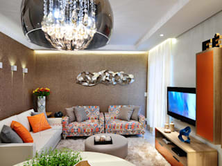 Living room by Vanessa De Mani