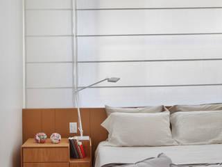 Apartamento Rota Dormitorios de estilo moderno de Gisele Taranto Arquitetura Moderno