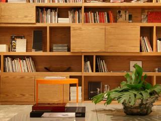 Mostra Líder 2012 Modern Living Room by Gisele Taranto Arquitetura Modern