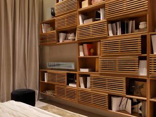 Quartos&Etc Gisele Taranto Arquitetura 臥室