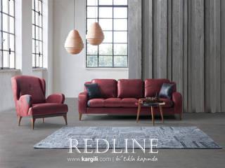Kargılı Ev Mobilyaları Living roomSofas & armchairs Red