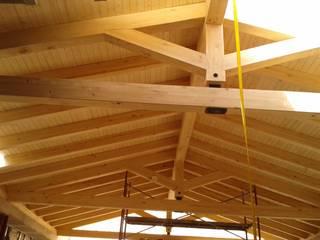 من CUTECMA Estructuras de madera بحر أبيض متوسط