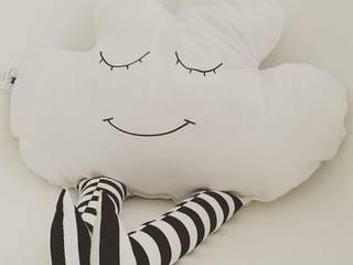 Poduszka Chmurka Awanturka: styl , w kategorii  zaprojektowany przez imoLight