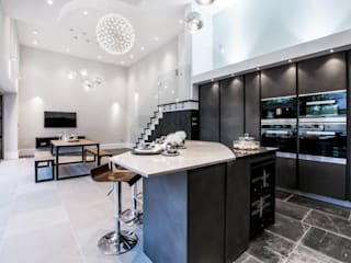The Cooke's Vogue Kitchens Cocinas de estilo moderno