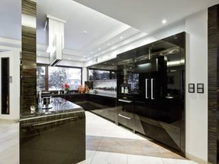 Kuchnia - Józefów: styl , w kategorii Kuchnia zaprojektowany przez EBANO kuchnie i wnętrza
