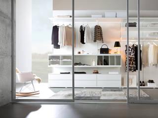 ห้องแต่งตัว by Bauer Schranksysteme GmbH