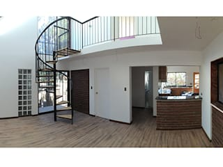 Casa Neff Herman Araya Arquitecto y constructor Livings de estilo moderno
