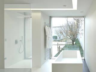 Réalisation de deux suites près du Lac Leman réHome Salle de bainBaignoires & douches