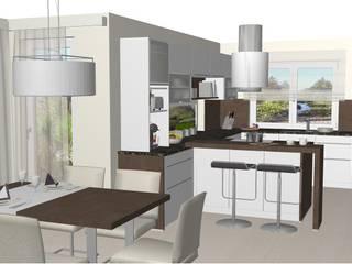 Modern Kitchen by Möbel Rieder Modern