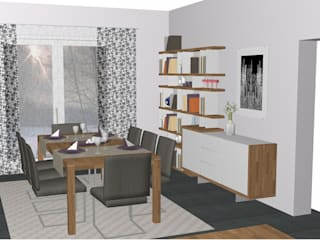 Modern Dining Room by Möbel Rieder Modern