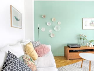 MON OEIL DANS LA DECO Tropical style living room
