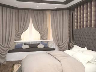 Спальня Спальня в классическом стиле от DS Fresco Классический