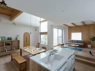 Projekty,  Kuchnia zaprojektowane przez ALTS DESIGN OFFICE