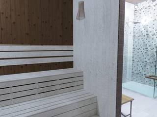 Функциональная баня: Спа в . Автор – DS Fresco