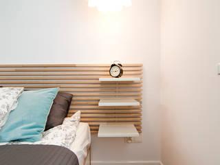 Dormitorios de estilo moderno por Novi art