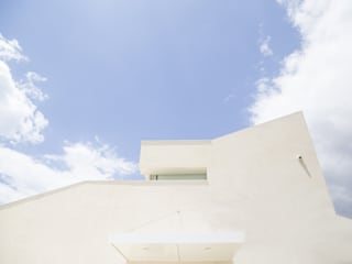 casa CF: Case in stile  di Arch. Francesca Timperanza, Minimalista
