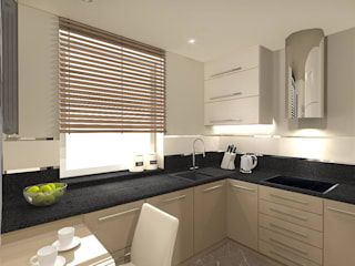 Modern style kitchen by All Design- Aleksandra Lepka Modern