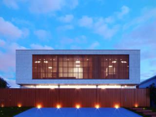 CASA TERRAVILLE III Casas modernas por OSPA Moderno