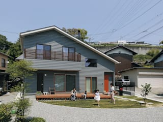 Eclectic style houses by 株式会社アートハウス Eclectic