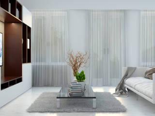 Appartamento - Via Del Cairo, Varese Soggiorno moderno di Silvana Barbato Moderno