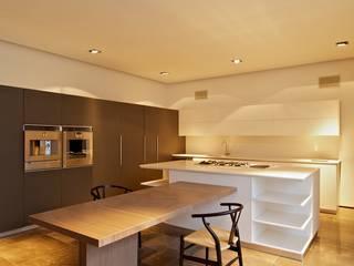 Casa X: Cocinas de estilo  por Agraz Arquitectos S.C.