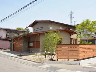 藤松建築設計室 โรงรถและหลังคากันแดด