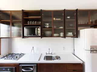 廚房 by Ateliê 7 arquitetura e design integrados