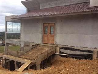 Rumah oleh Reta&Curva Arquitetura e Engenharia, Country