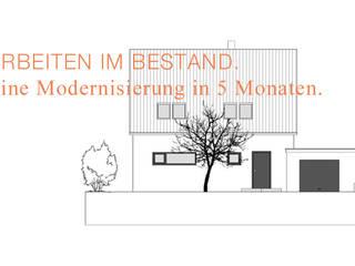 Modern Houses by Studio Meuleneers Modern