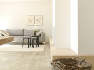 Modern Living Room by Studio Meuleneers Modern