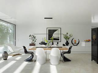 LABOR WELTENBAU ARCHITEKTUR Modern dining room