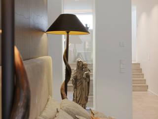 LABOR WELTENBAU ARCHITEKTUR Modern living room