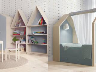 Kolekcja dziecięca forEster od Made of Wood Group Nowoczesny