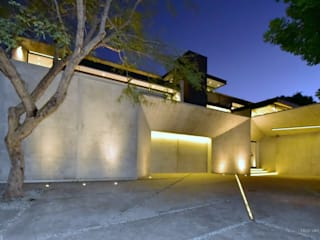 Concrete House 모던스타일 주택 by Nico Van Der Meulen Architects 모던