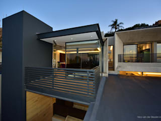 Concrete House Nico Van Der Meulen Architects منازل