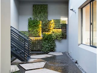 Concrete House Nico Van Der Meulen Architects 庭院