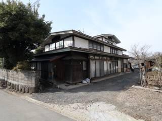Casas de estilo  por アーキテクチュアランドスケープ一級建築士事務所