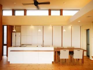 海の家: Y.Architectural Designが手掛けたキッチンです。