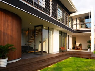 海の家: Y.Architectural Designが手掛けた家です。