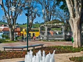 Felipe Mascarenhas Paisagismo Country style garden