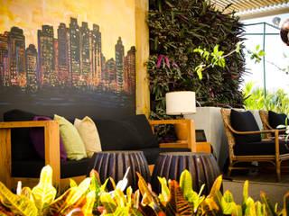 Felipe Mascarenhas Paisagismo Modern Living Room